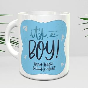 Geboorte mok jongen